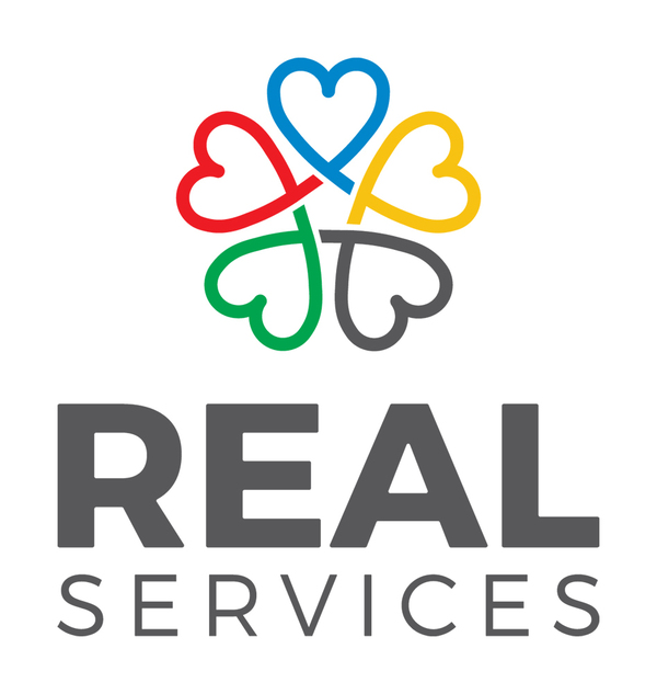 Real Services 4c Vertical Logo From Nd